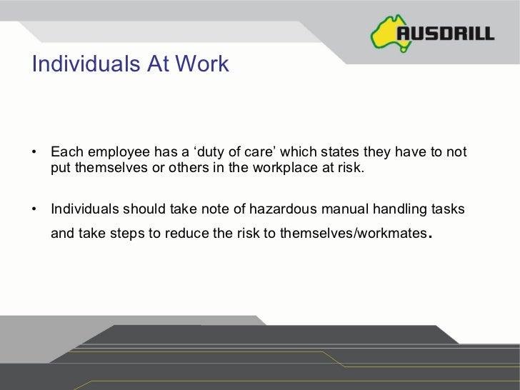 how to reduce manual tasks hazardous