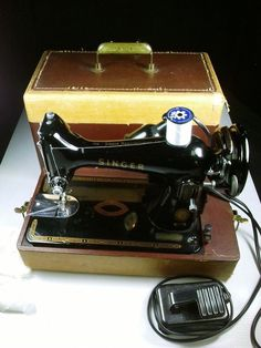 how to use singer featherweight 100 sewing machine manual