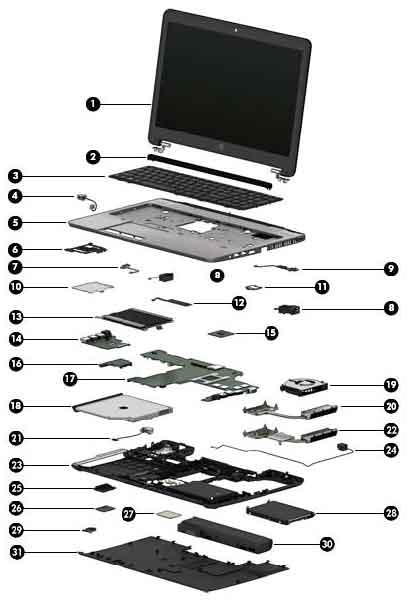 hp probook 430 g1 notebook pc manual