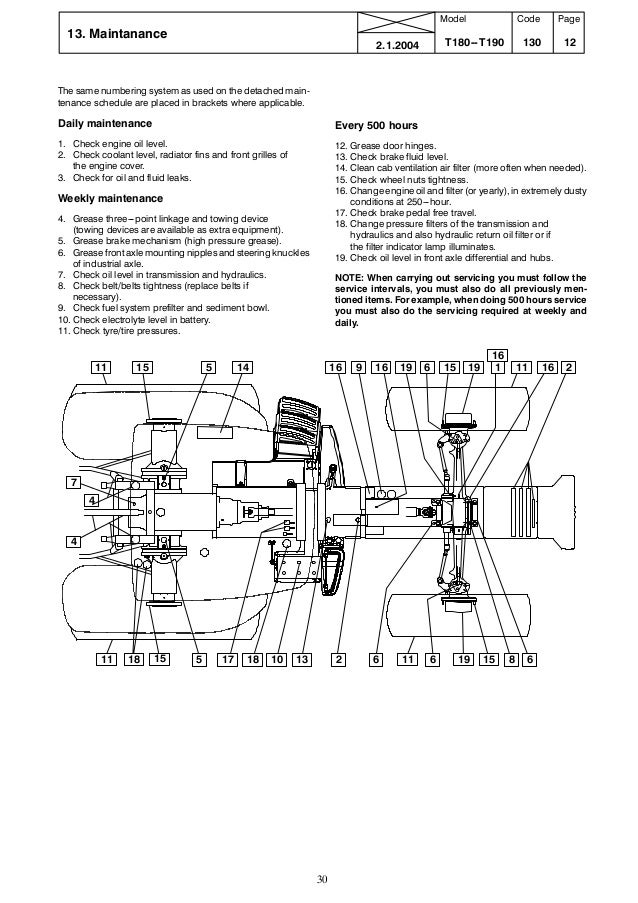 items service manual when servicing a cooling system