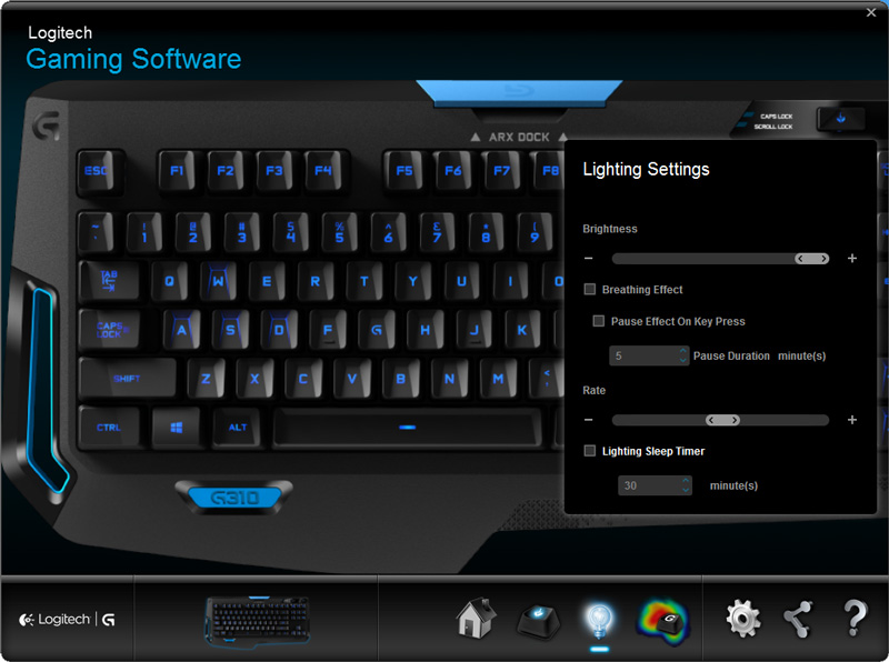 manually install firmware logitech orion spark g910