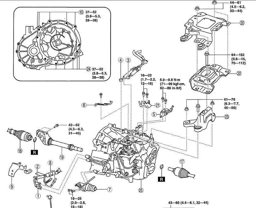 mazda 3 2012 user manual pdf