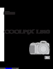 nikon coolpix l810 manual focus