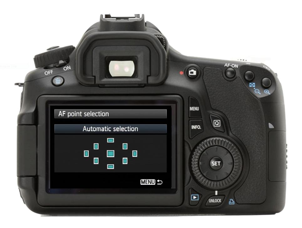 nikon d7000 manual focus point selection