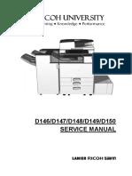 ricoh aficio mp c2500 copier service manual