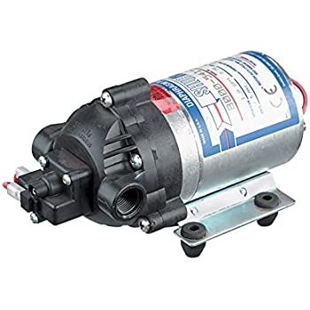 shurflo revolution water pump manual