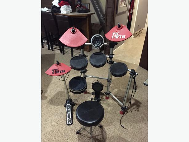sound x smi-1458 electronic drum set manual