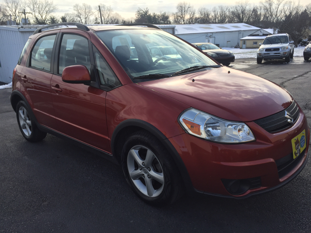 suzuki sx4 5 speed manual 2009