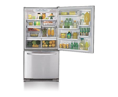 user manual for lg fridge gb-450uole