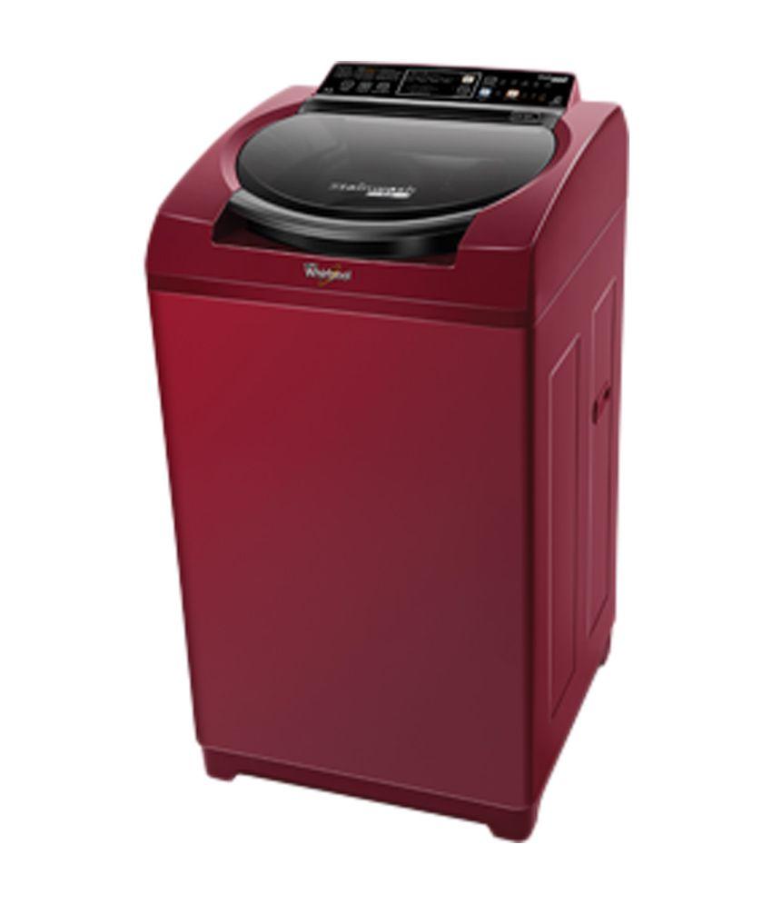 whirlpool washing machine manual price